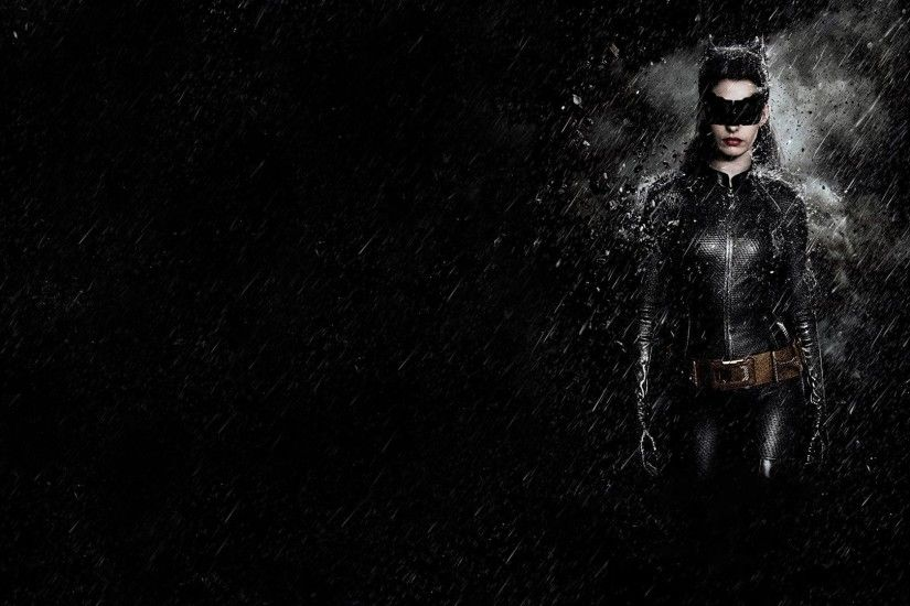 Catwoman - The Dark Knight Rises wallpaper #19340