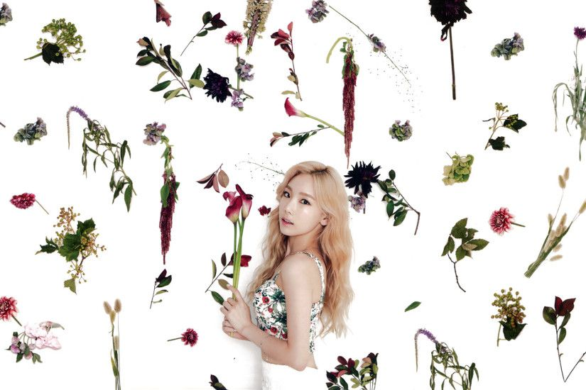 ... Taeyeon 2016 Season Greetings Wallpaper Edit by dennis7w7