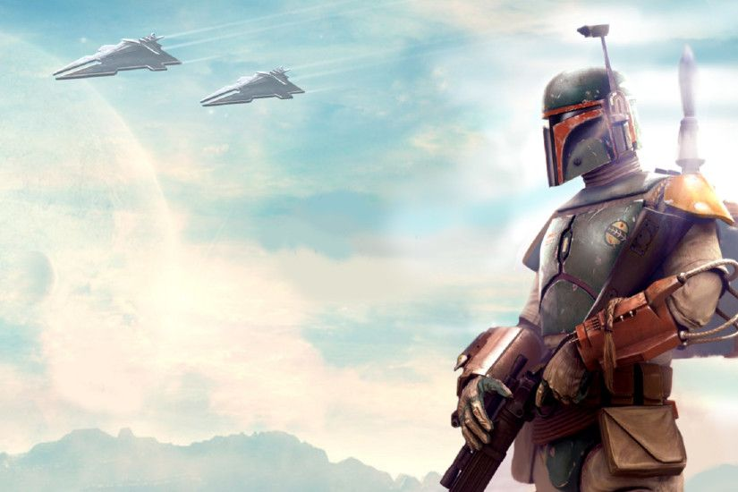 Wallpapers | Pinterest | War ... War with Boba and Jango Fett ...