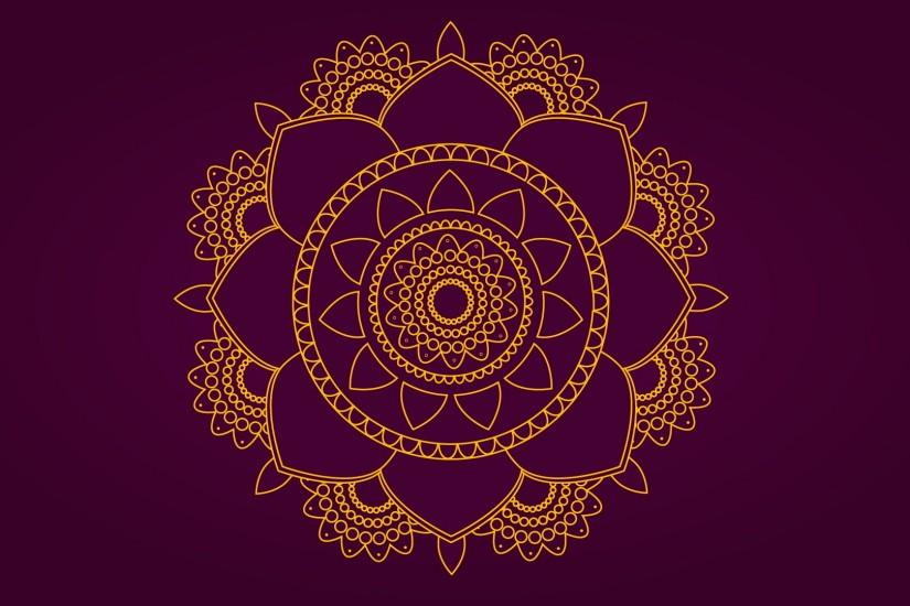mandala wallpaper 1920x1080 macbook