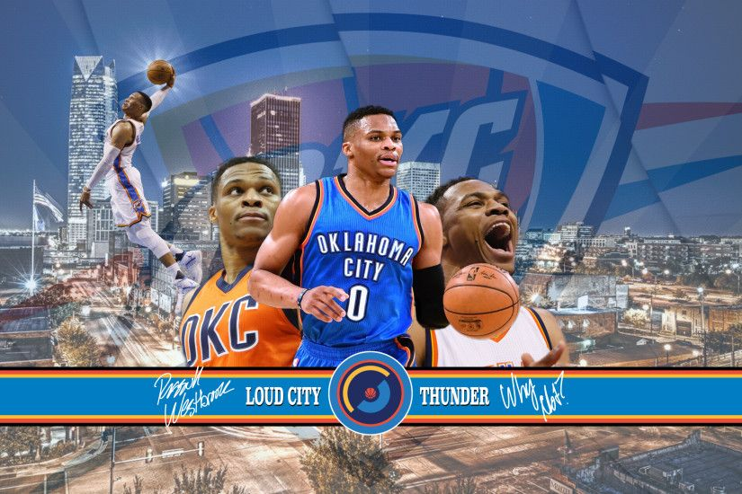 Russell Westbrook: Why Not? PC/Mac Wallpaper