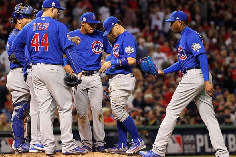 World Series 2016: Joe Maddon used Aroldis Chapman well in Game 6; calm  down, Cubs fans | MLB | Sporting News
