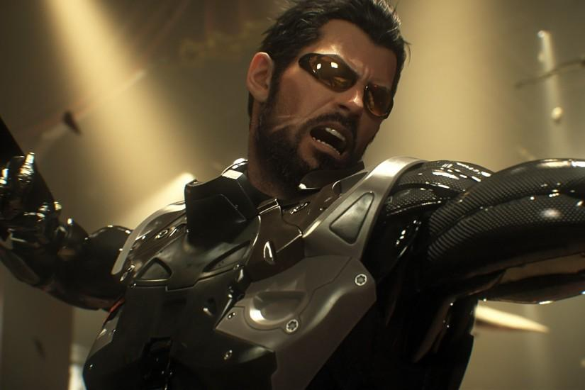 Video Game - Deus Ex: Mankind Divided Adam Jensen Wallpaper