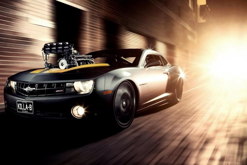 Muscle Car Widescreen HD Wallpapers