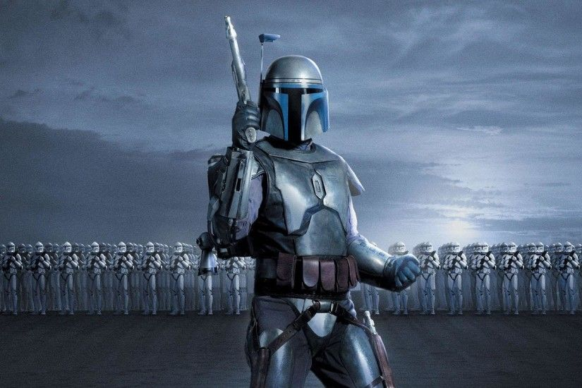 Jango Fett Wallpaper - Viewing Gallery