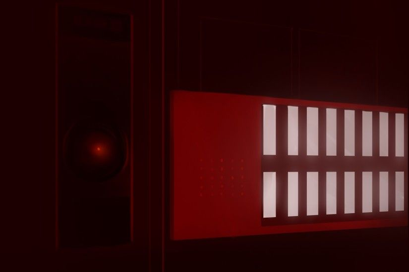 2001: A Space Odyssey, HAL 9000 Wallpapers HD / Desktop and Mobile  Backgrounds