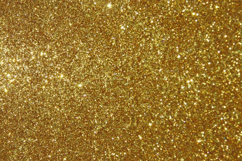 Gold Glitter Wallpaper HD Pictures Desktop.