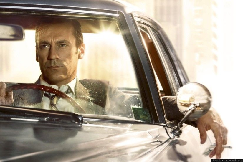 Download Free Wallpaper Mad Men Jon Hamm Don Draper