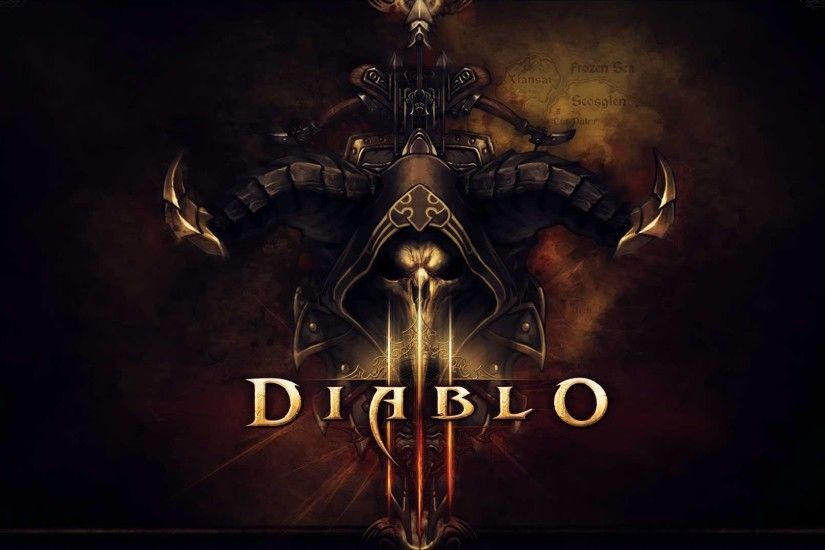 Diablo III Demon Hunter Artwork HD Wallpaper. « »