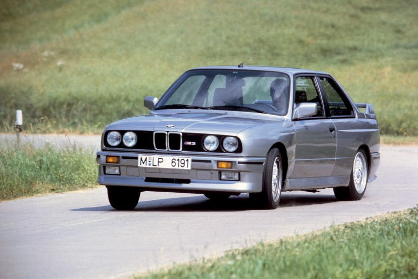 BMW M3 Evolution I (E30) '02–05.1987 wallpaper