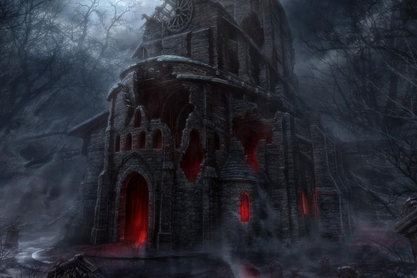 cool gothic backgrounds 1920x1080