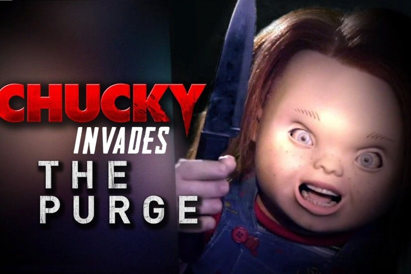 Chucky Invades The Purge - Horror Movie MashUp (2013) Film HD - YouTube