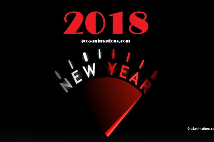2018 New Year Desktop Hd backgrounds images