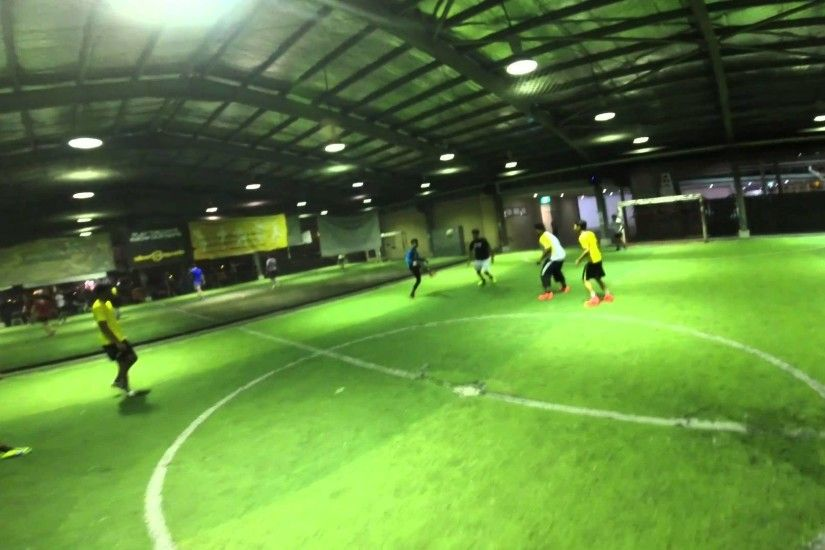 """Mercurials, Superfly, HyperVenoms, T90s, & CTR360"" Total Nike Futsal Night  - YouTube"