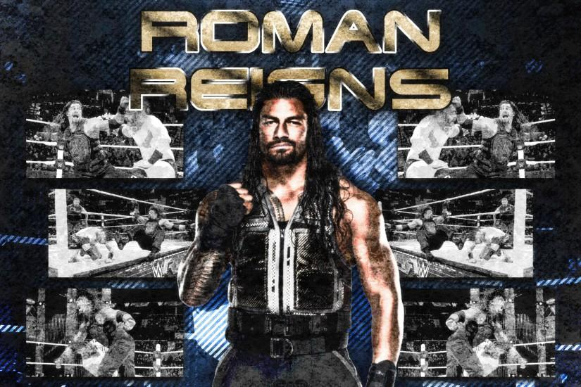 Roman Reigns Wallpaper (1080p) by DarkVoidPictures on DeviantArt