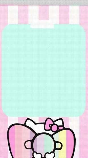 N/A More. Pink WallpaperHello Kitty ...