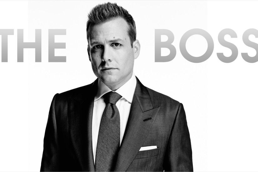 Why You Definitely Want A Boss Like Harvey Specter