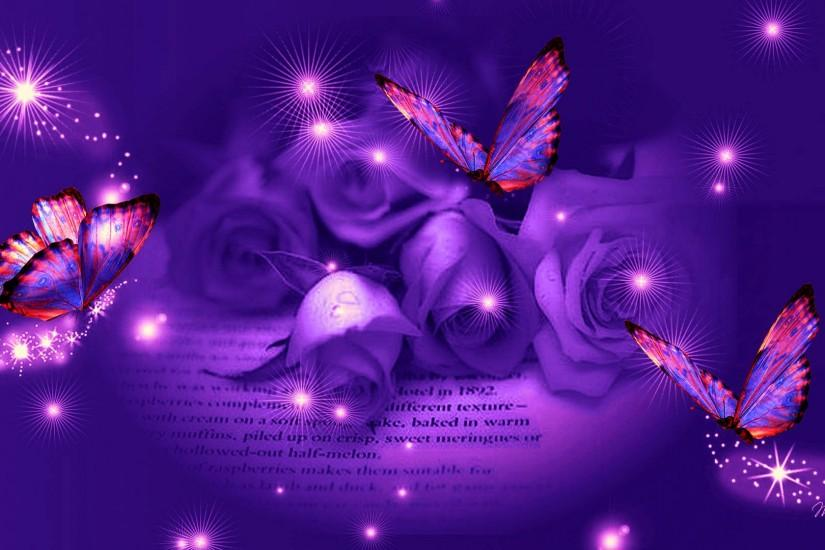 Magical Fantasy Free Graphics | Magical Butterflies Wallpaper . Download  free 'Magical Butterflies .