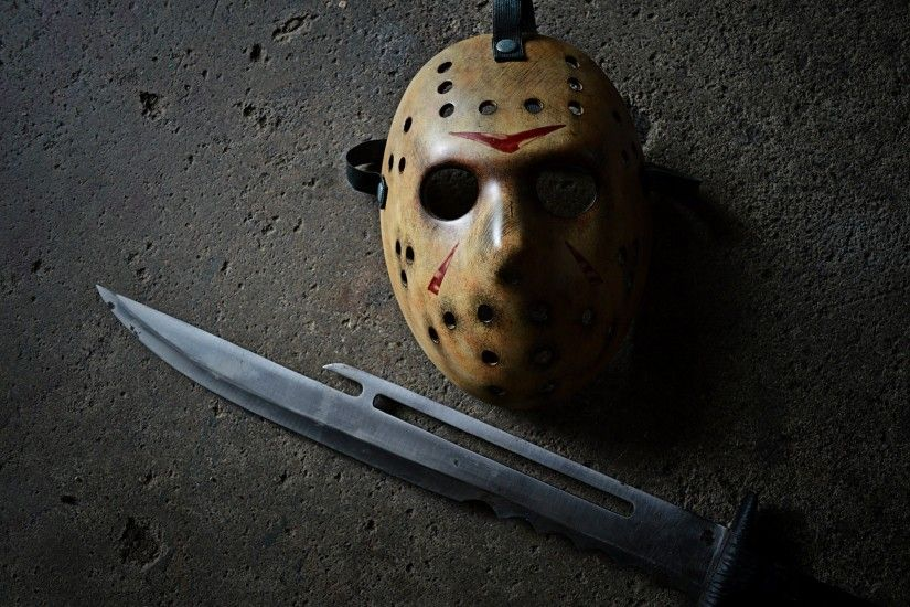 Mask Machete Jason Voorhees Clothing Head Darkness Headgear Costume