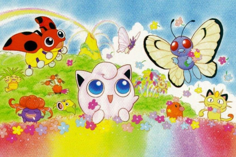Cute Cartoons Pokemon Wallpaper – Cute Wallpaper Collections .
