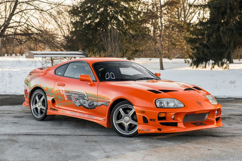 2001 Toyota Supra 'The Fast and the Furious' picture
