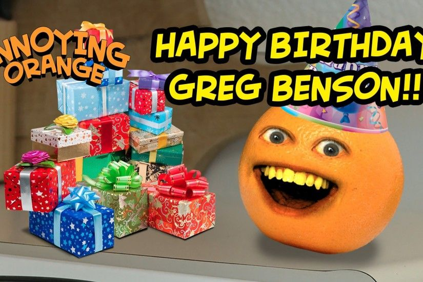 "Annoying Orange on Twitter: ""#HappyBirthday @mediocrefilms from the entire  #AO Crew! You're definitely NO apple! HAHAHA!! https://t.co/Wv5L3QTNdO"""