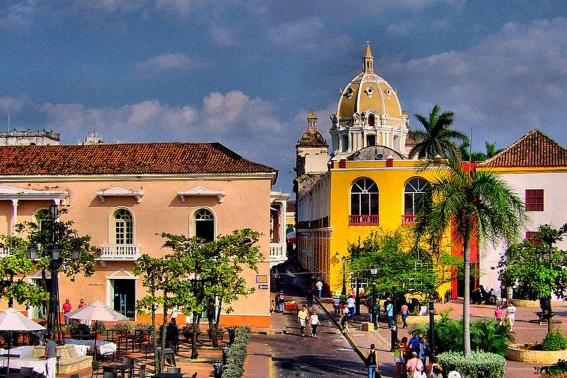 Related to Romantic Cartagena Colombia 4K Wallpaper