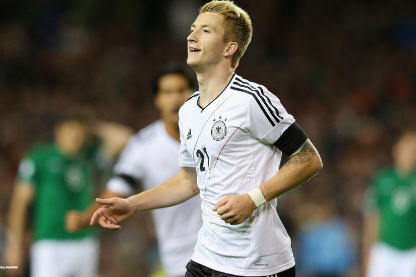 marco reus germany national team