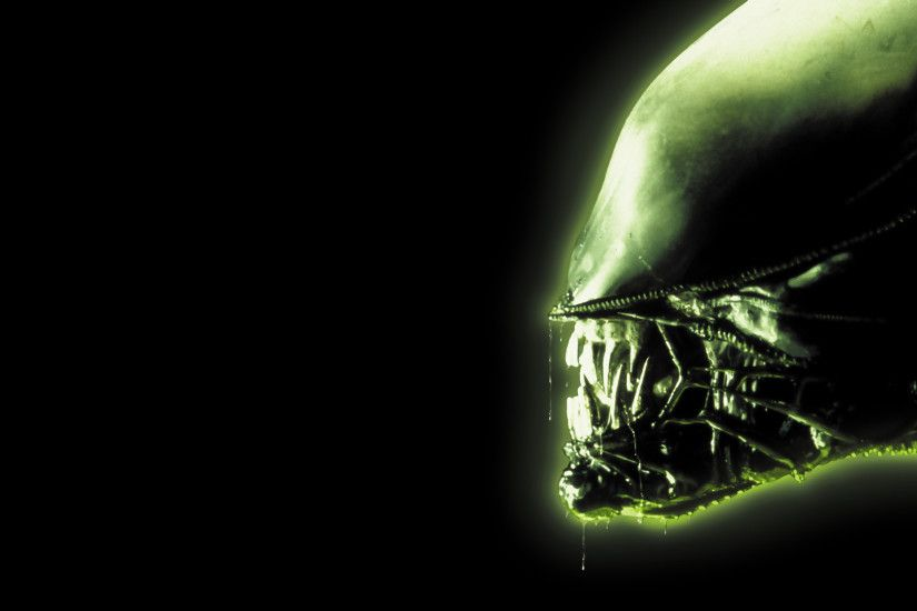Alien Wallpaper 4062