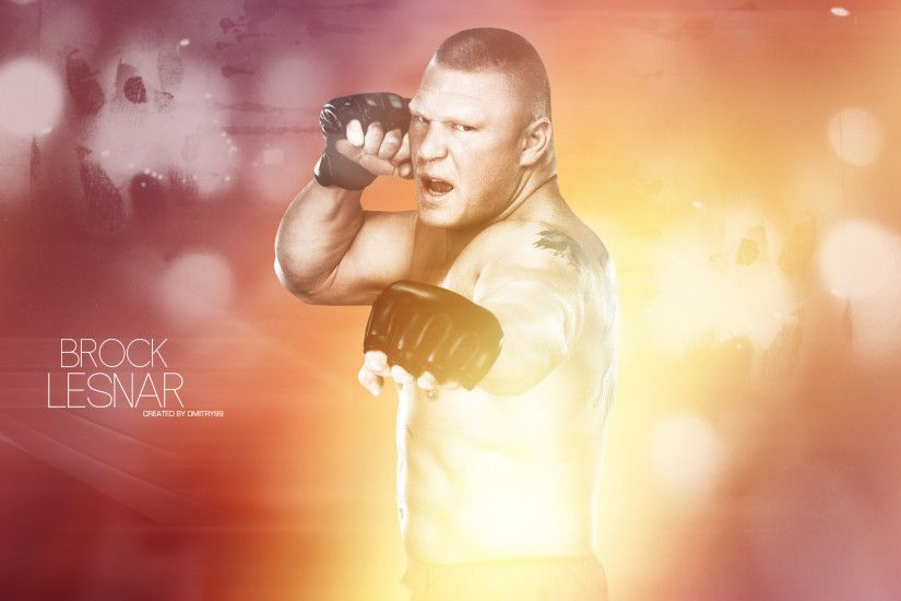 Brock Lesnar HD WallPaper by dmitrykozin99 Brock Lesnar HD WallPaper by  dmitrykozin99
