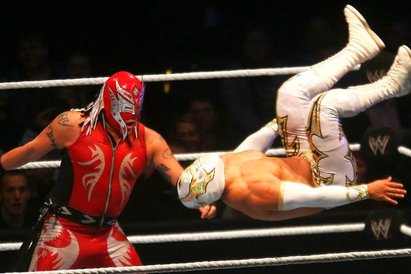 Rey Mysterio Jr., AAA bringing lucha libre back with Triplemania XXIII |  WWE | Sporting News