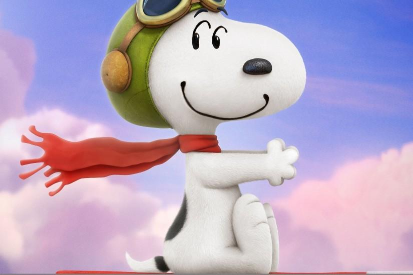 The Peanuts Snoopy