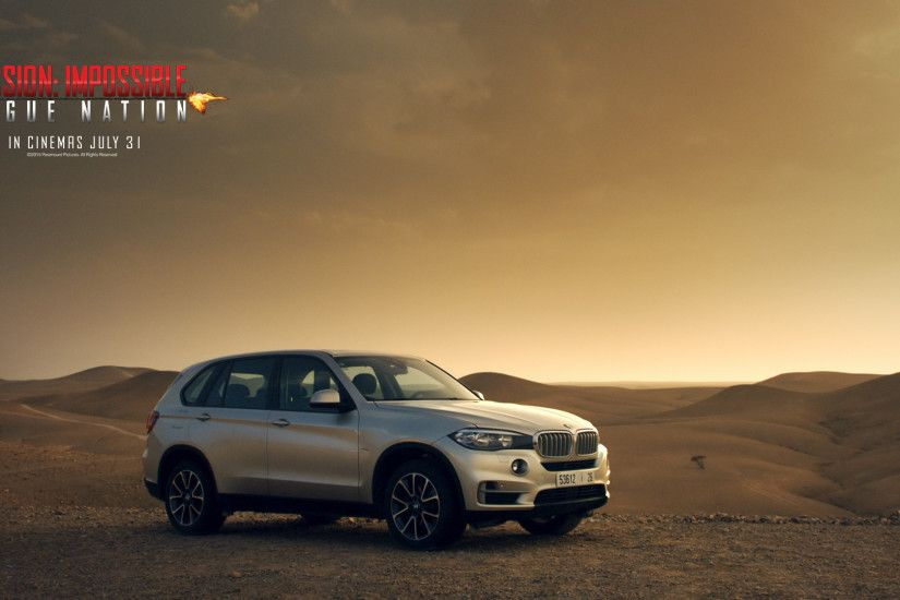 Mission Impossible 5 Rogue Nation Wallpaper BMW X5 01 750x422 ...