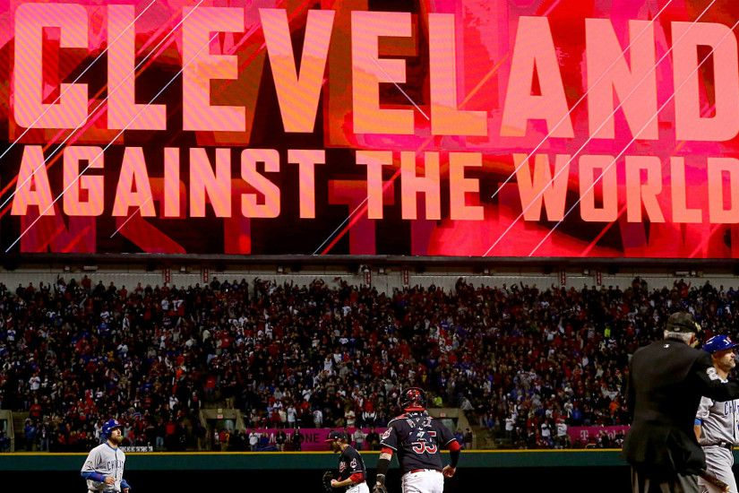 World Series 2016: Home cooking has Indians pointed toward .