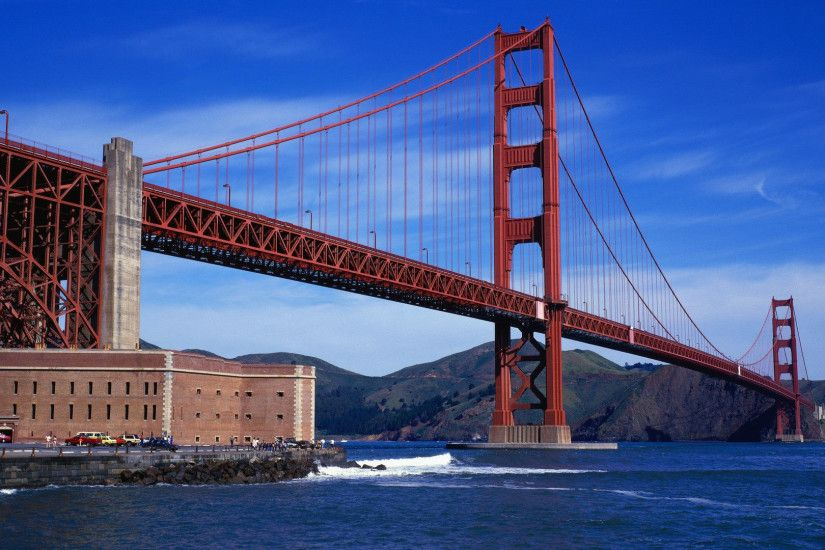 golden gate bridge san francisco panorama 1920x1080