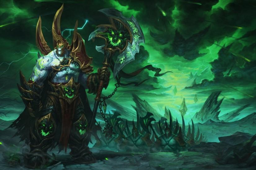 "Exciting Visual Upgrade"" For World Of Warcraft Legion Expansion ."