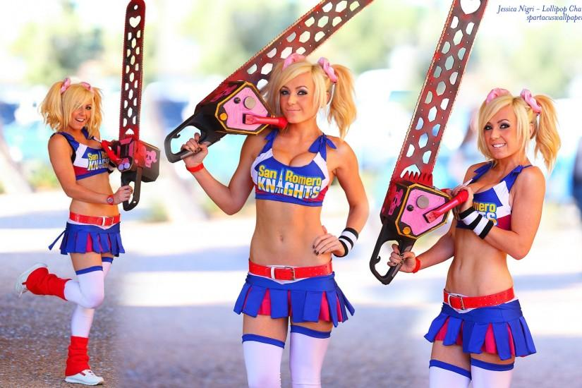 jessica nigri wallpaper 1920x1200 hd for mobile