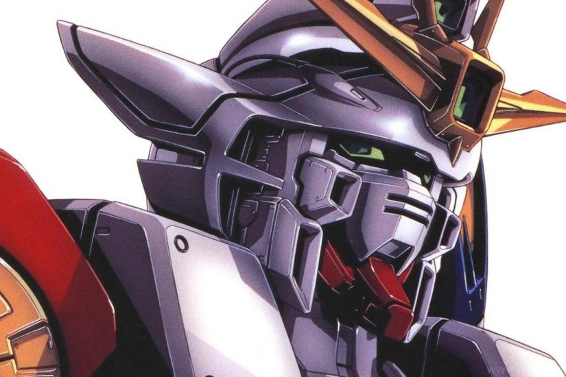 GUNDAM WING WALLPAPER (