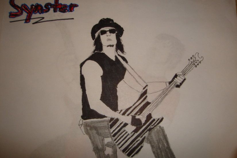 Avenged Sevenfold Drawing