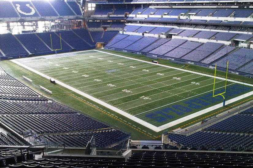 Lucas Oil Stadium, section 642, home of Indianapolis Colts