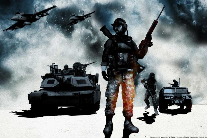 Battlefield 3 Marines wallpaper