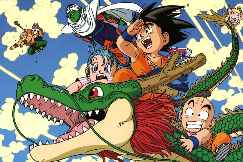 dragon_ball_z_wallpaper - Dragon Ball Z Wallpaper (33842474) - Fanpop