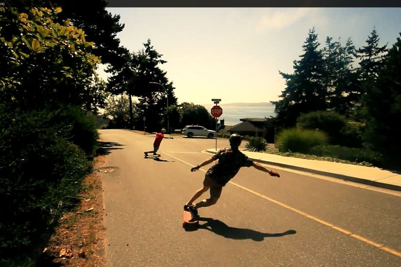 Downhill Longboard Wallpaper images
