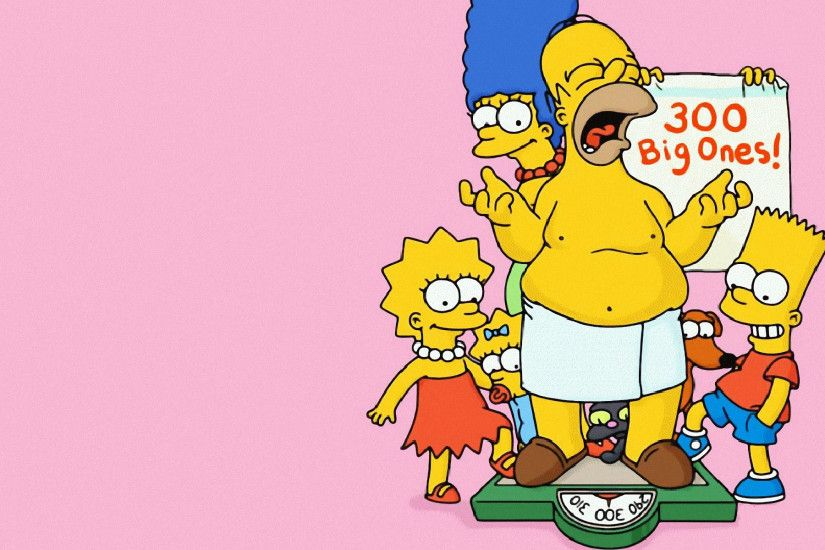 The Simpsons Family Wallpaper Image for MacBook - Cartoons Wallpapers ...