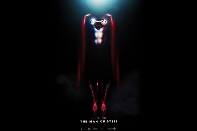 Superman The Man Of Steel 2013 wallpaper