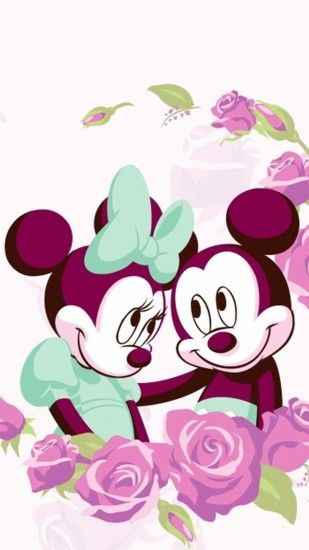 Mickey and Minnie Winter Wallpaper Wallpapers Mickey And Minnie Mouse  Wallpapers)