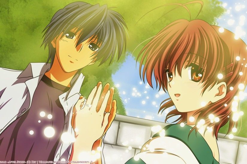 Clannad wallpapers for desktop