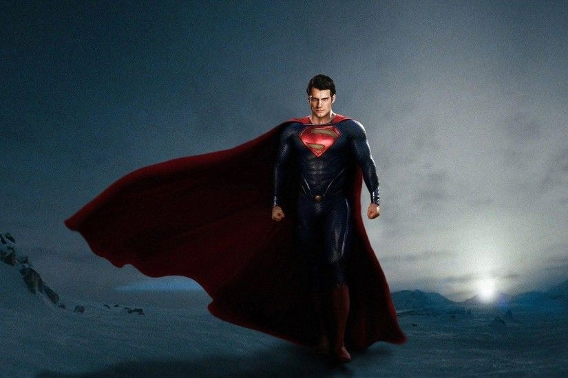 Superman in Man of Steel Wallpapers | HD Wallpapers