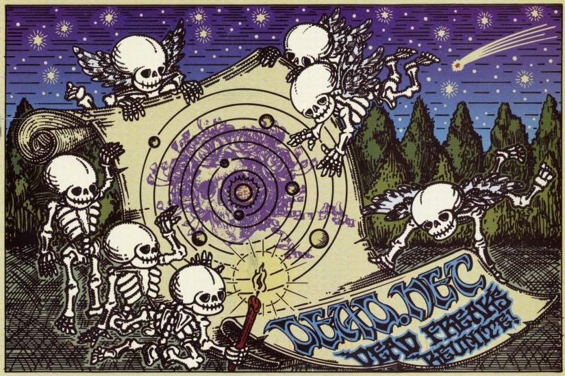 GRATEFUL DEAD classic rock hard (7) wallpaper | 2000x1376 | 329550 |  WallpaperUP