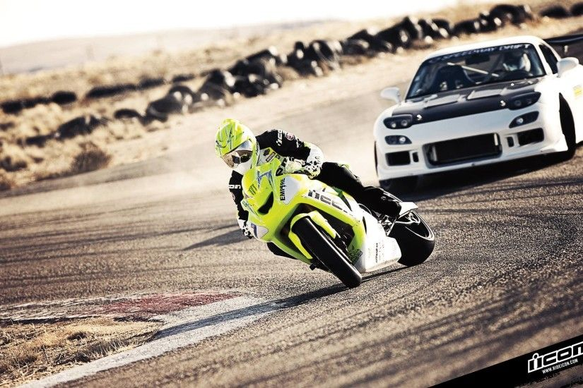Free Sport Bike and RX7 Drifting Wallpapers, Free Sport Bike and .